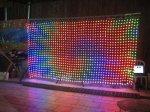 Funkcjonalne podświetlane kasetony LED wykorzystywane w reklamie